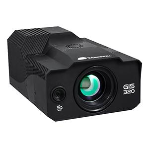 Caméra à détection de gaz Workswell GIS-320
