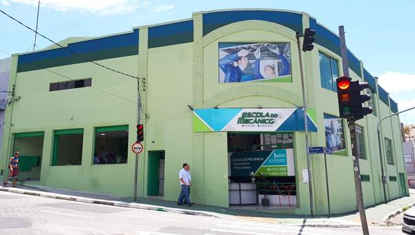 Rua Padre Celestino, 197 - Centro