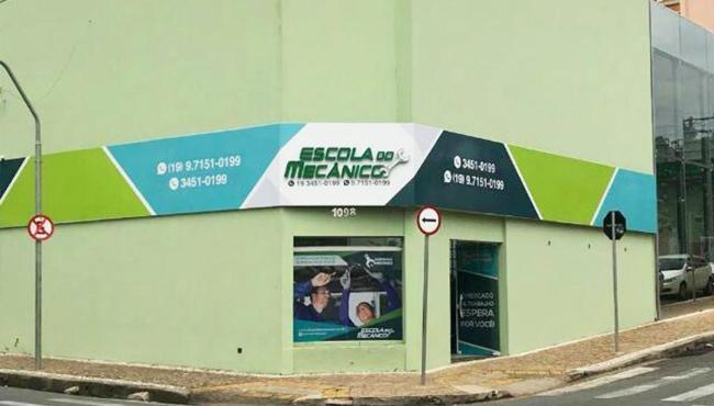 Rua Tiradentes, 1098 - Centro