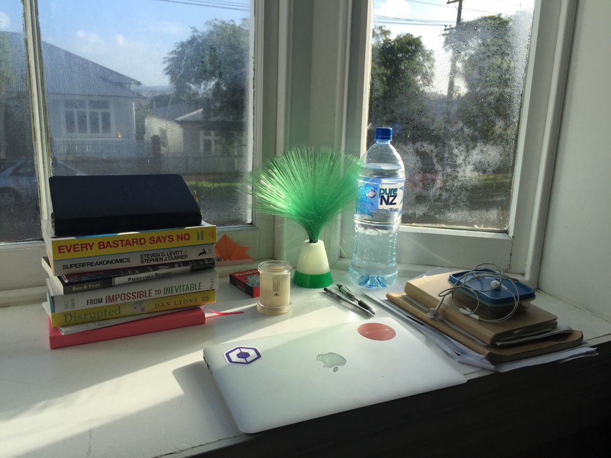 Remote workspaces - Dale from Weirdly
