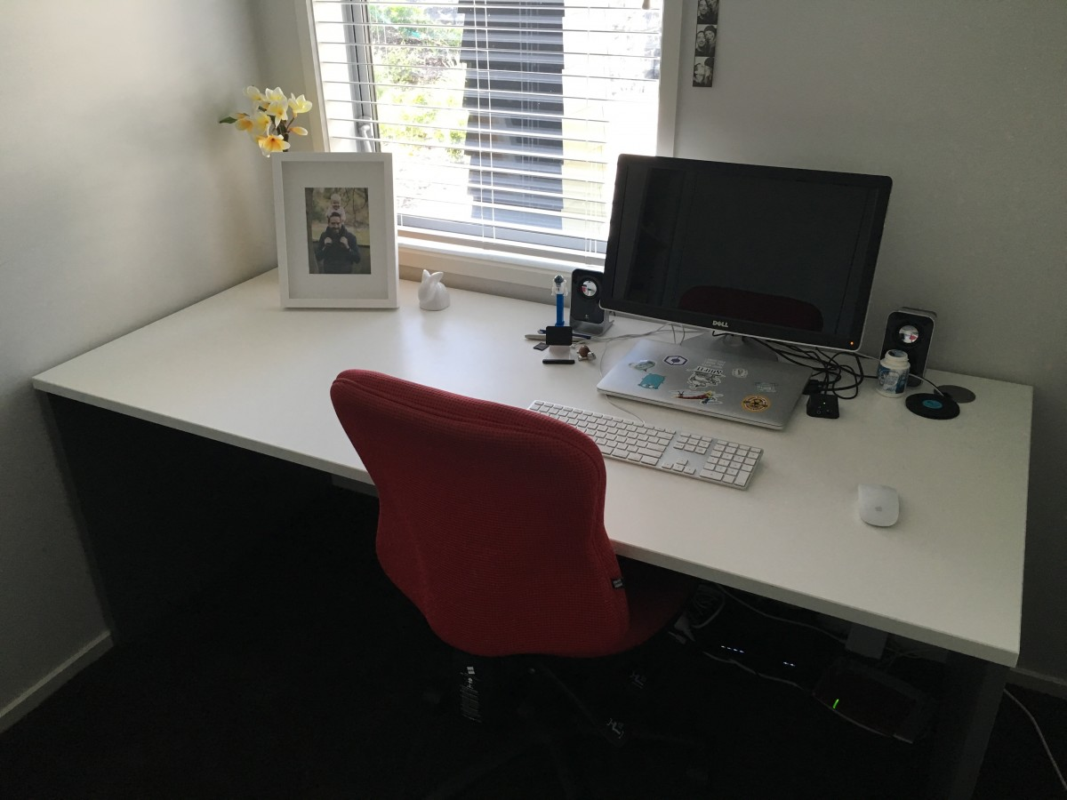 Remote workspaces - Malcolm from Weirdly