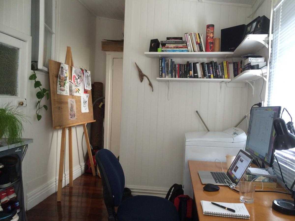 Remote workspaces - Bridget from Weirdly