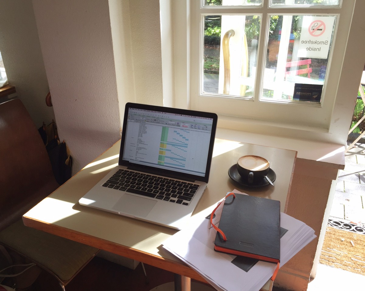 Remote workspaces - Jeff from Weirdly