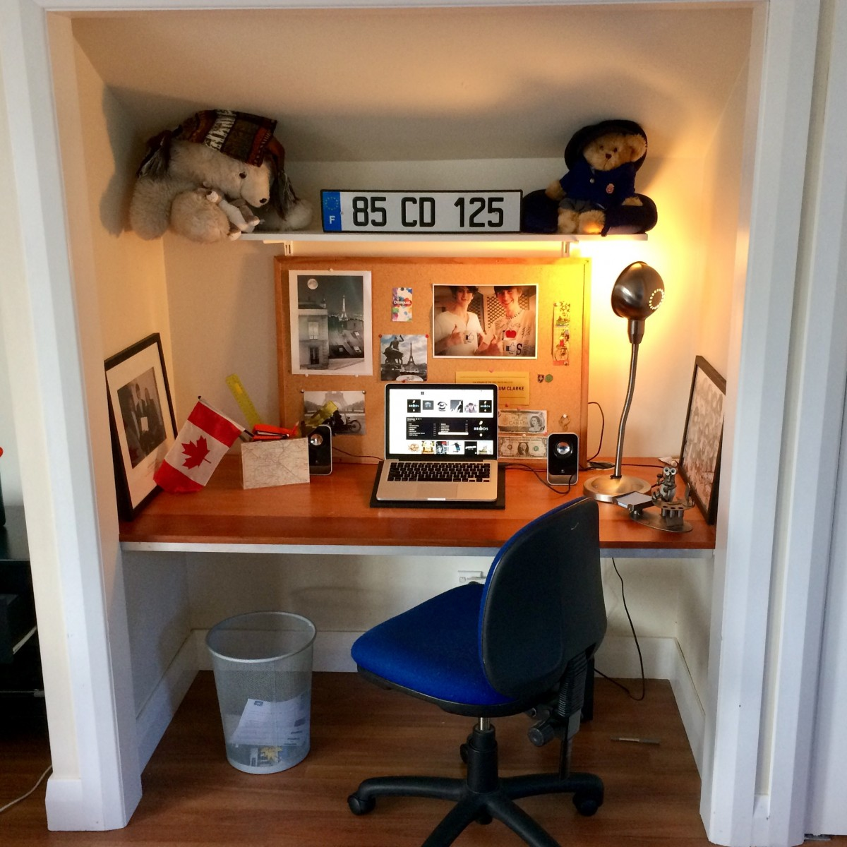 Remote workspaces - Seb from Weirdly