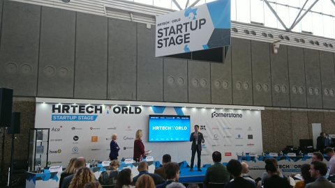 Cheers to @gdelestrange for this long view shot of the Startup Stage