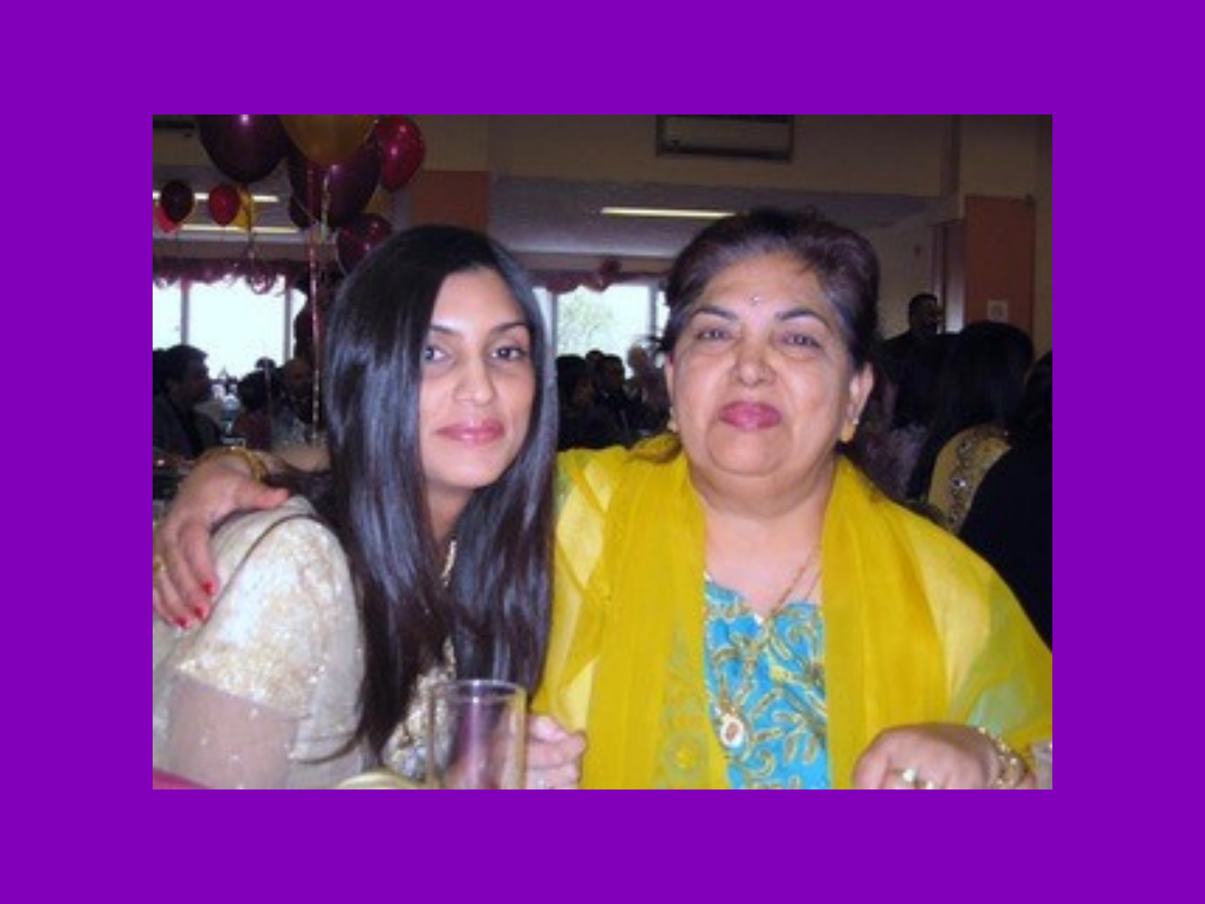 Pictures of Ruby and her Mum, Subita