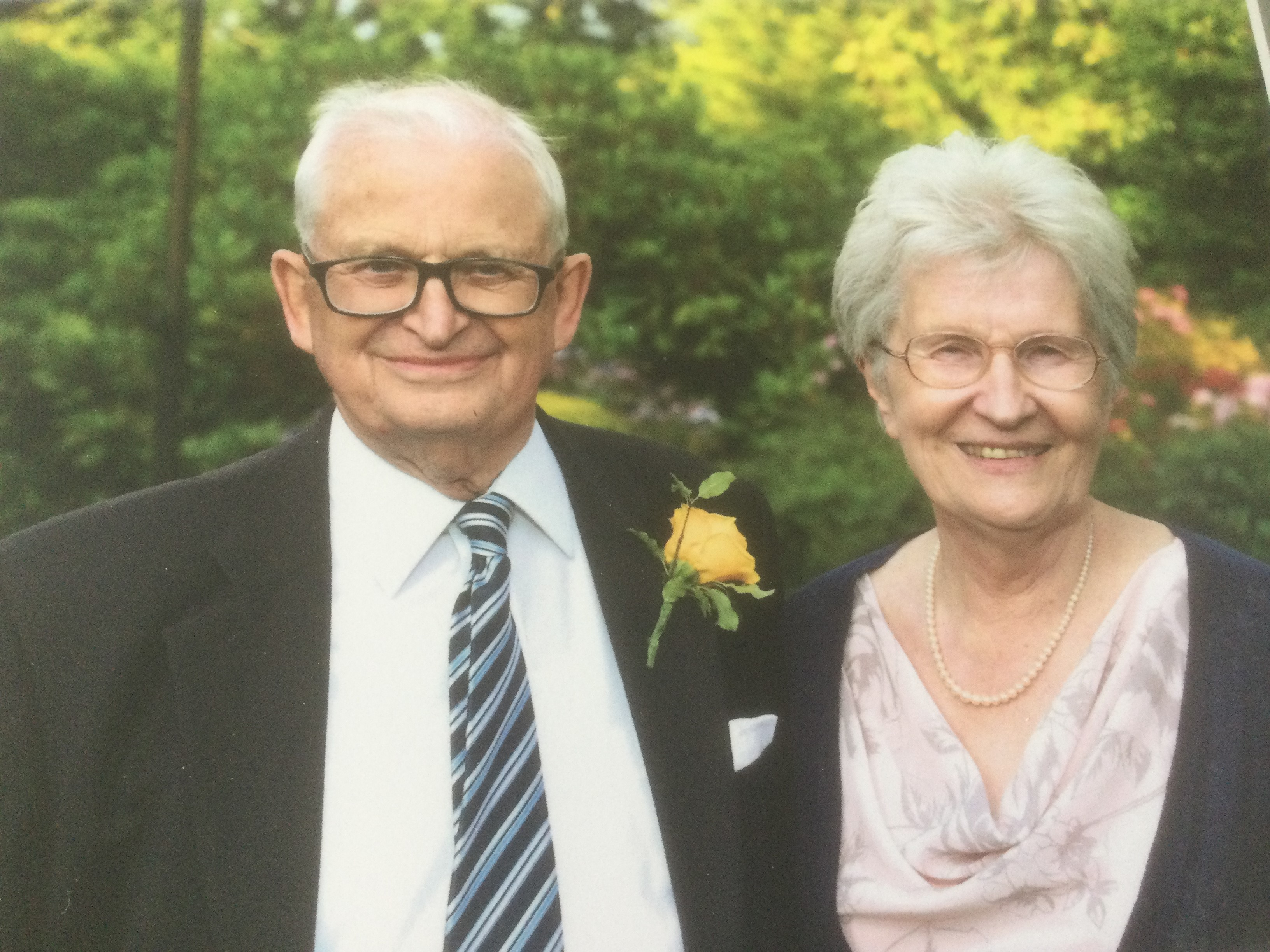 Ann and Michael Voigt's 50th Wedding Anniversary