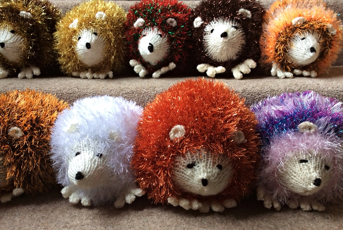 Hedgehogs heading your way?