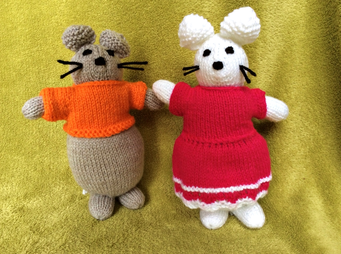 SALE! Mr & Mrs Mouse