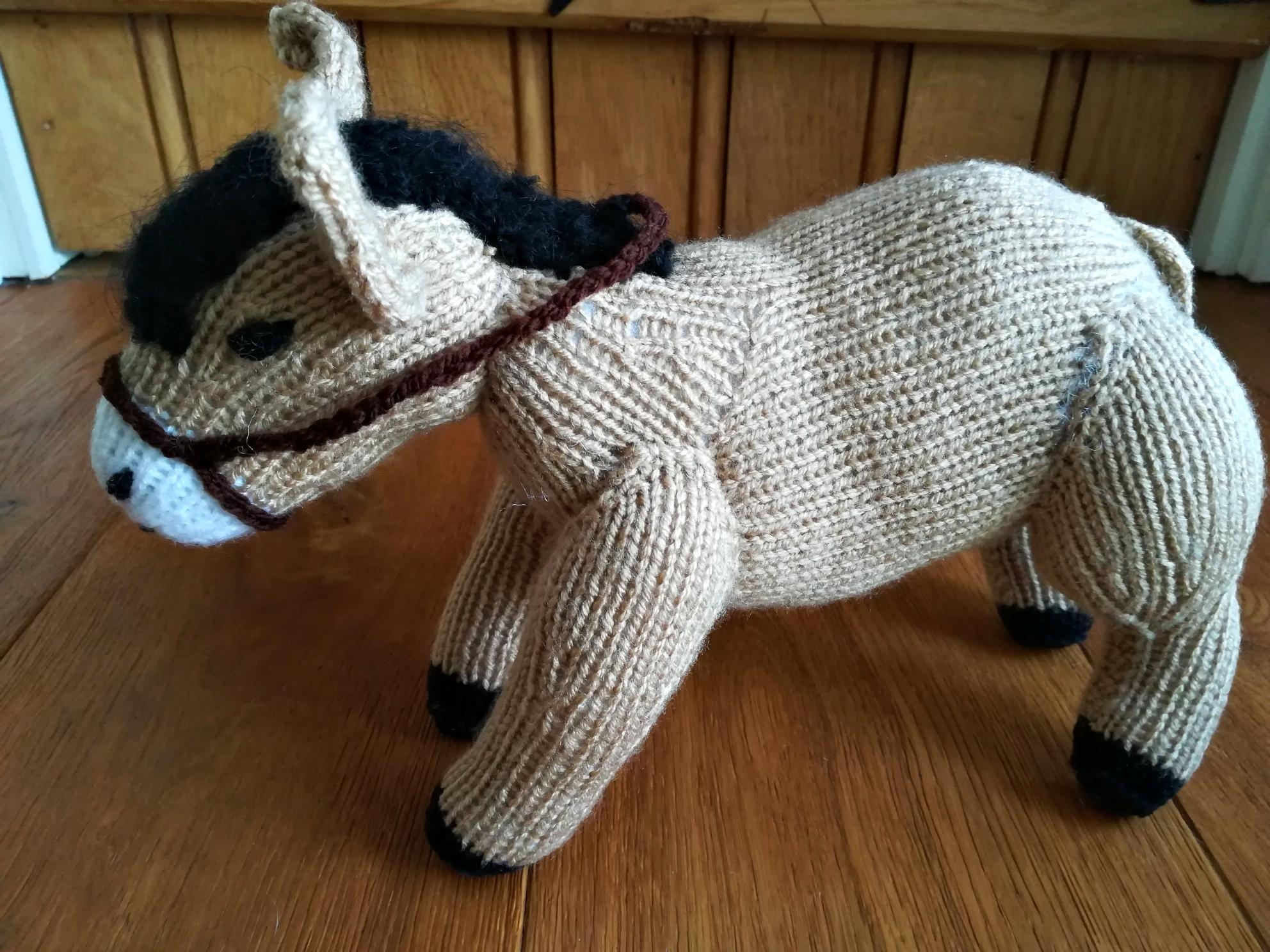 Devro the donkey
