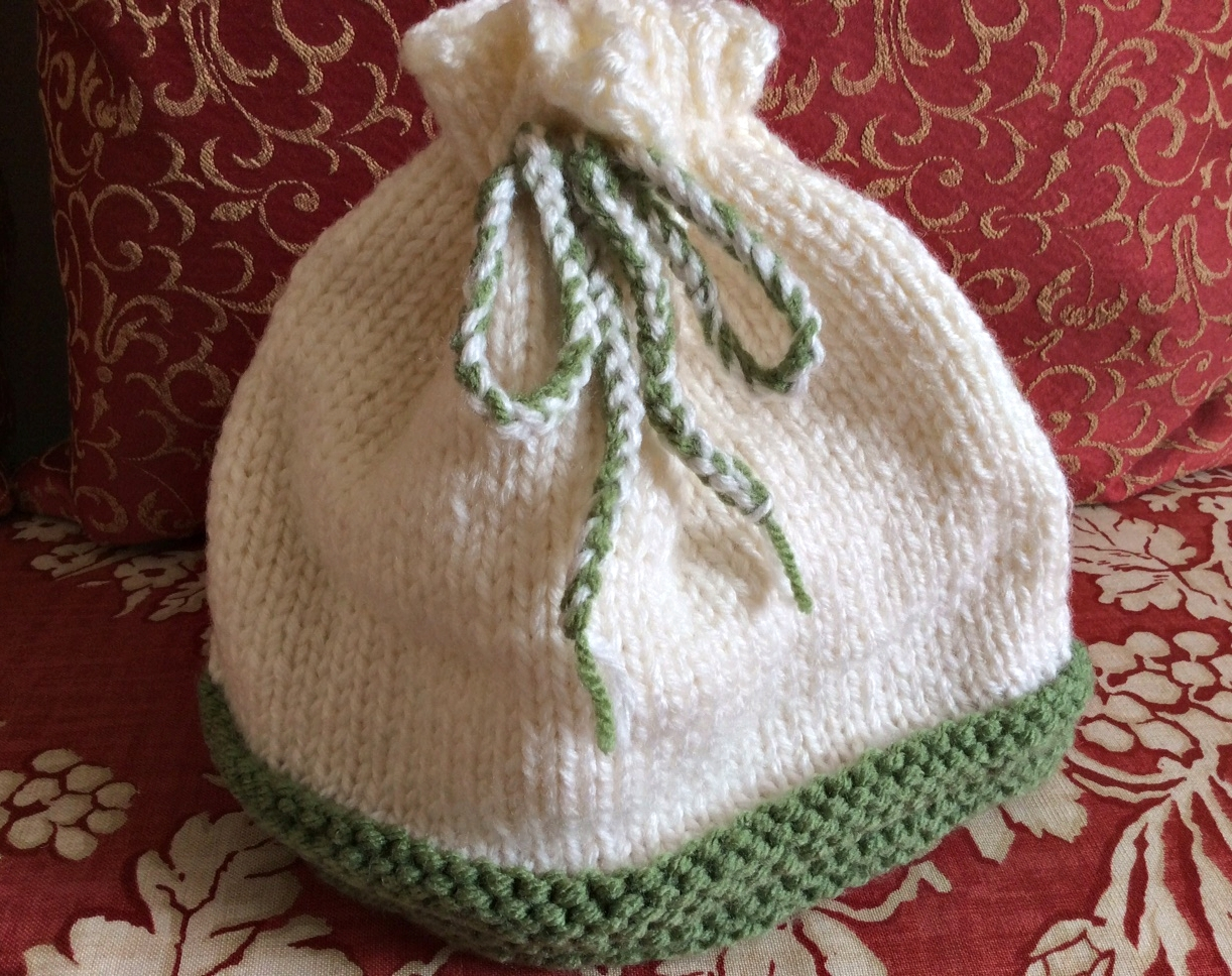 Time for tea - traditional knitted tea cosies