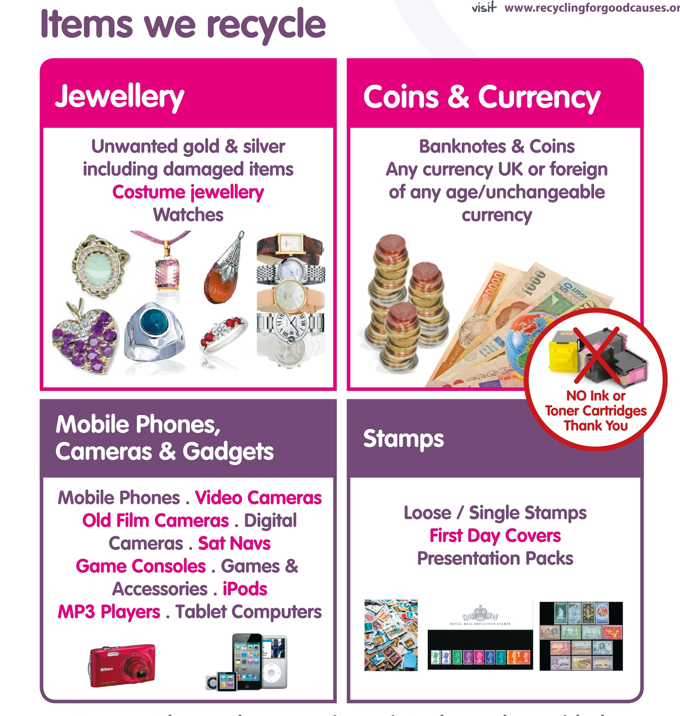 Upcycling and recycling alert - get back on the GAS!