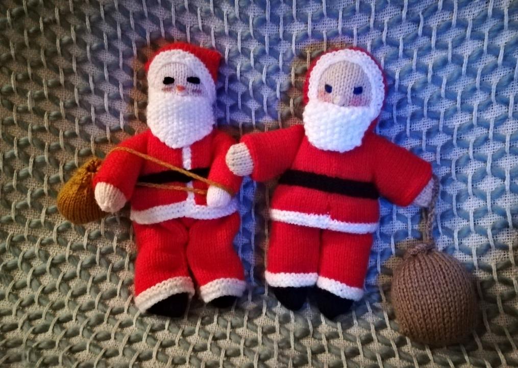 Santa's on his way - every child's festive friend