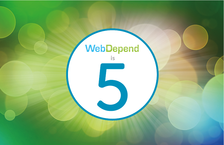 WebDepend is 5!
