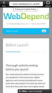 Android 4 screenshot