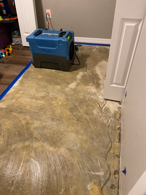 Water Cleanup and Restoration