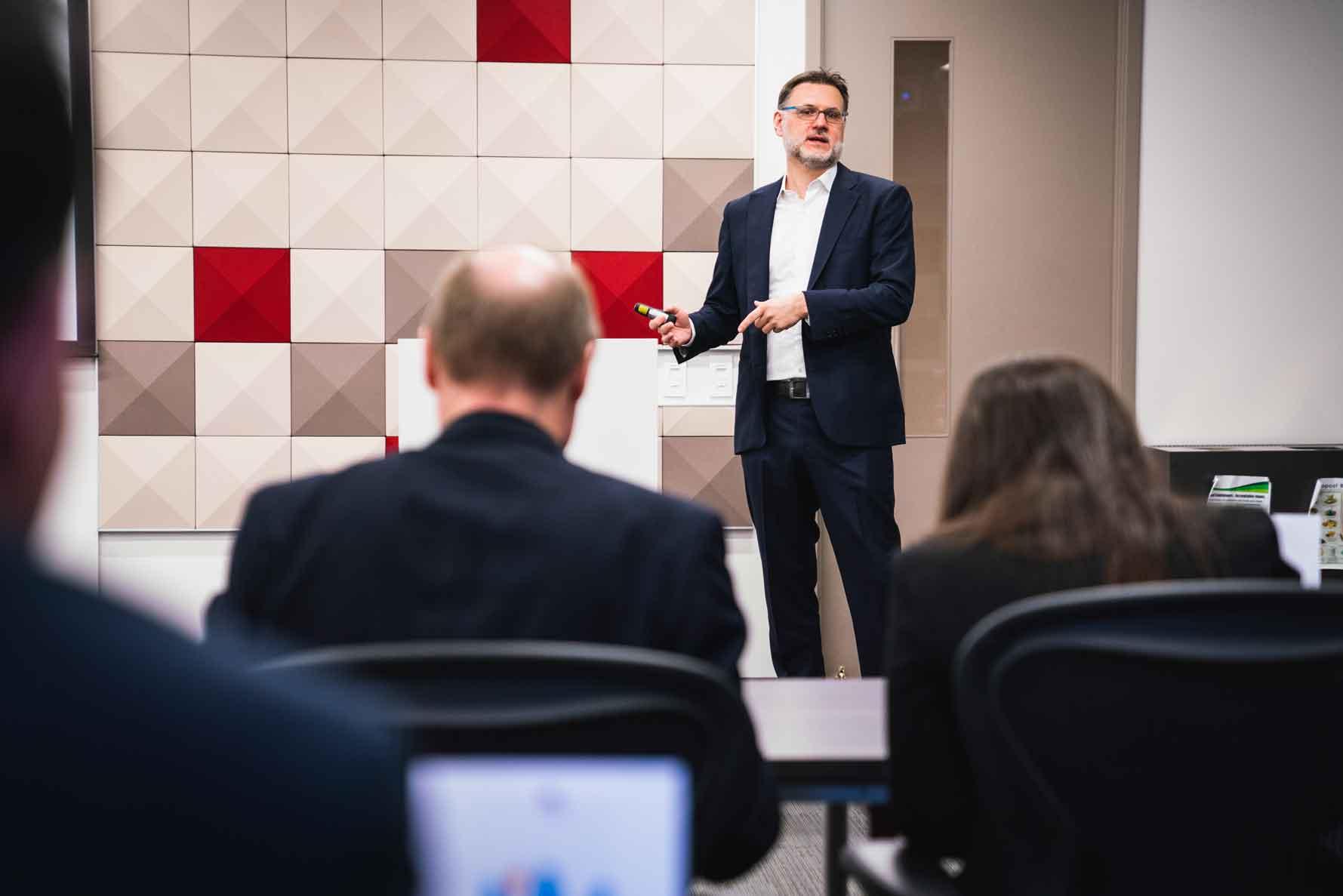 Nebojsa Bjelotomic, Saga NFG CEO