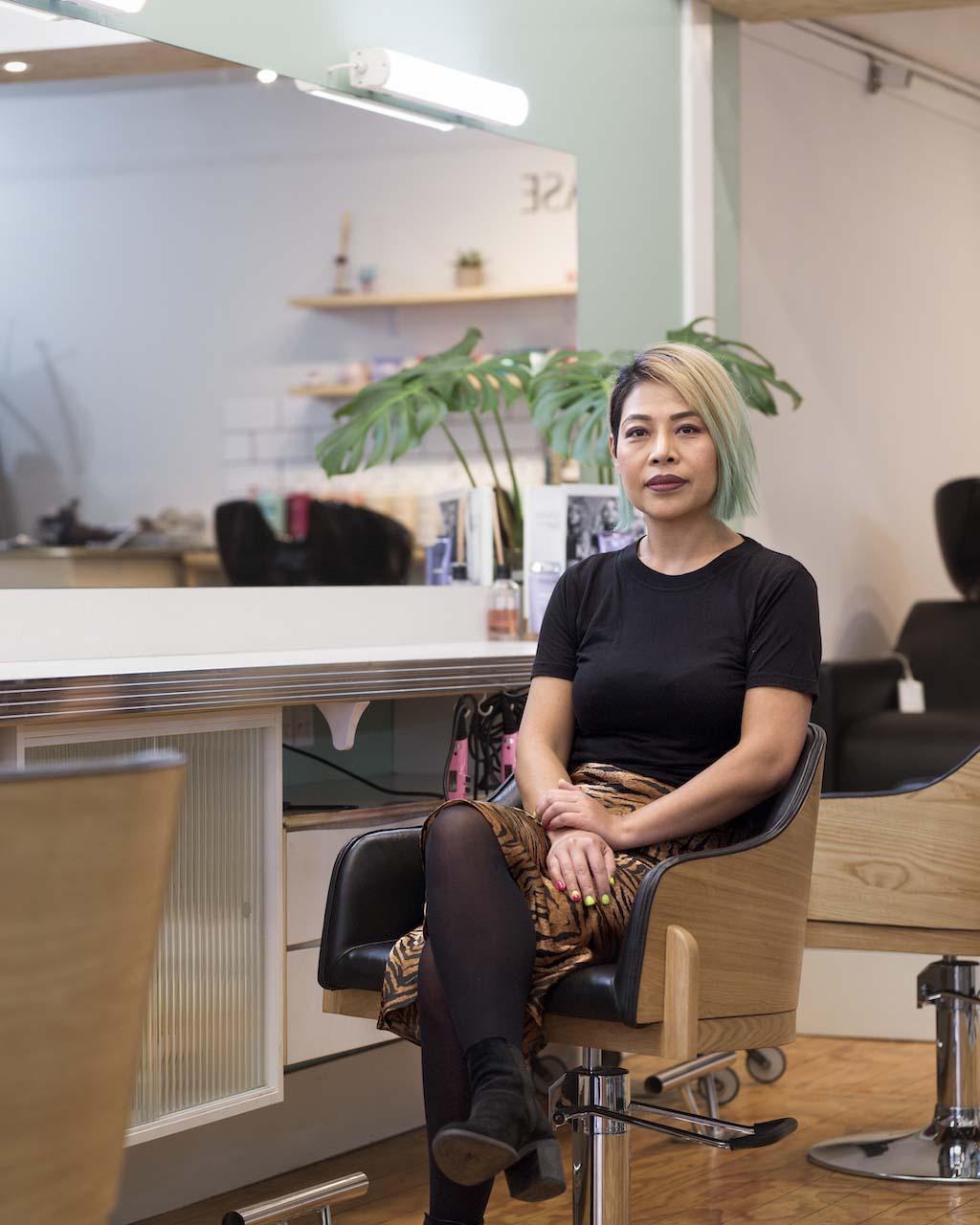 The Hair Chair Cuba Street
