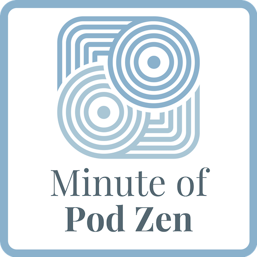 Minute of Pod Zen logo