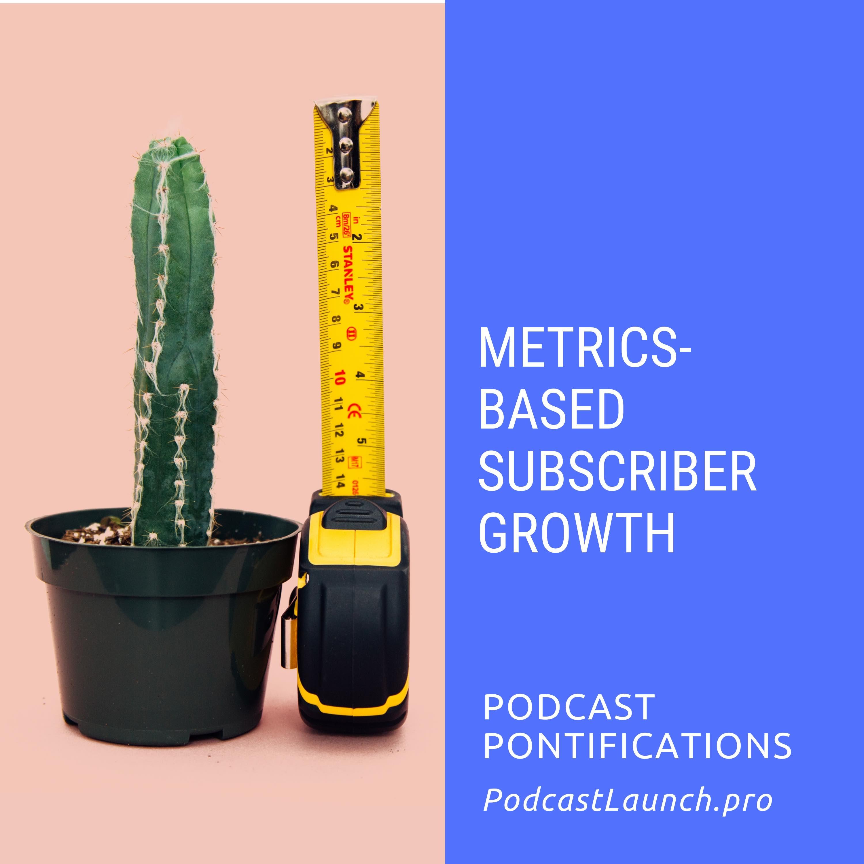 Metrics-Based Subscriber Growth