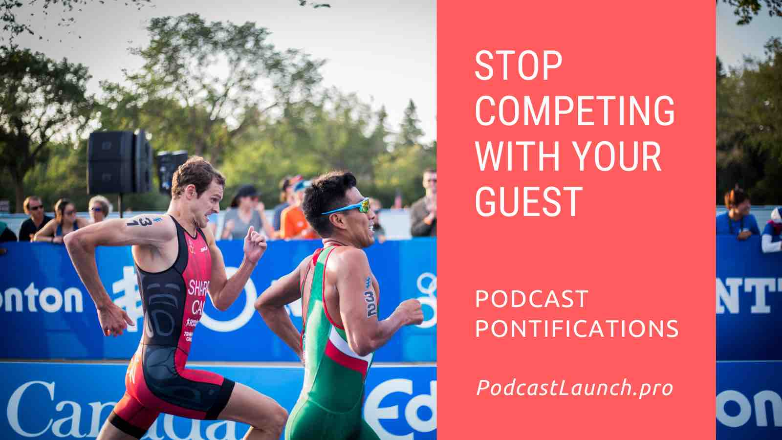 Stop Competing With Your Guests