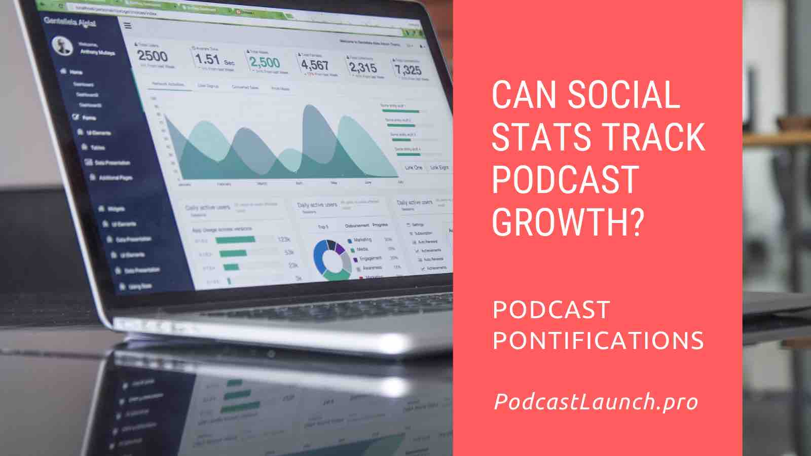 Can Social Stats Track Your Podcast's Growth?