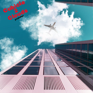 From Clouds 2 Cubicle podcast cover art