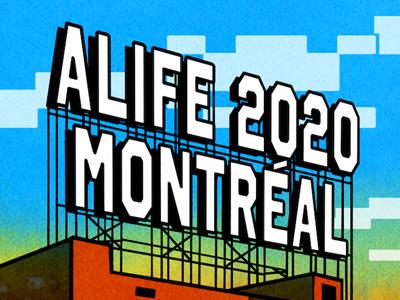 ALife 2020 Montréal