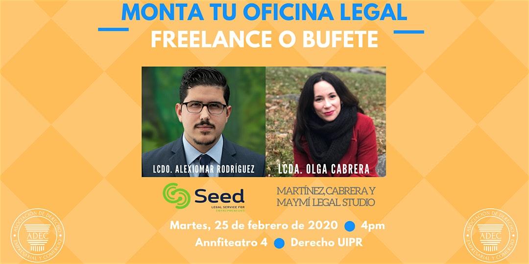 Monta tu Oficina Legal: Freelance o Bufete