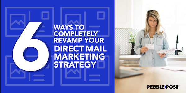 direct mail marketing strategy