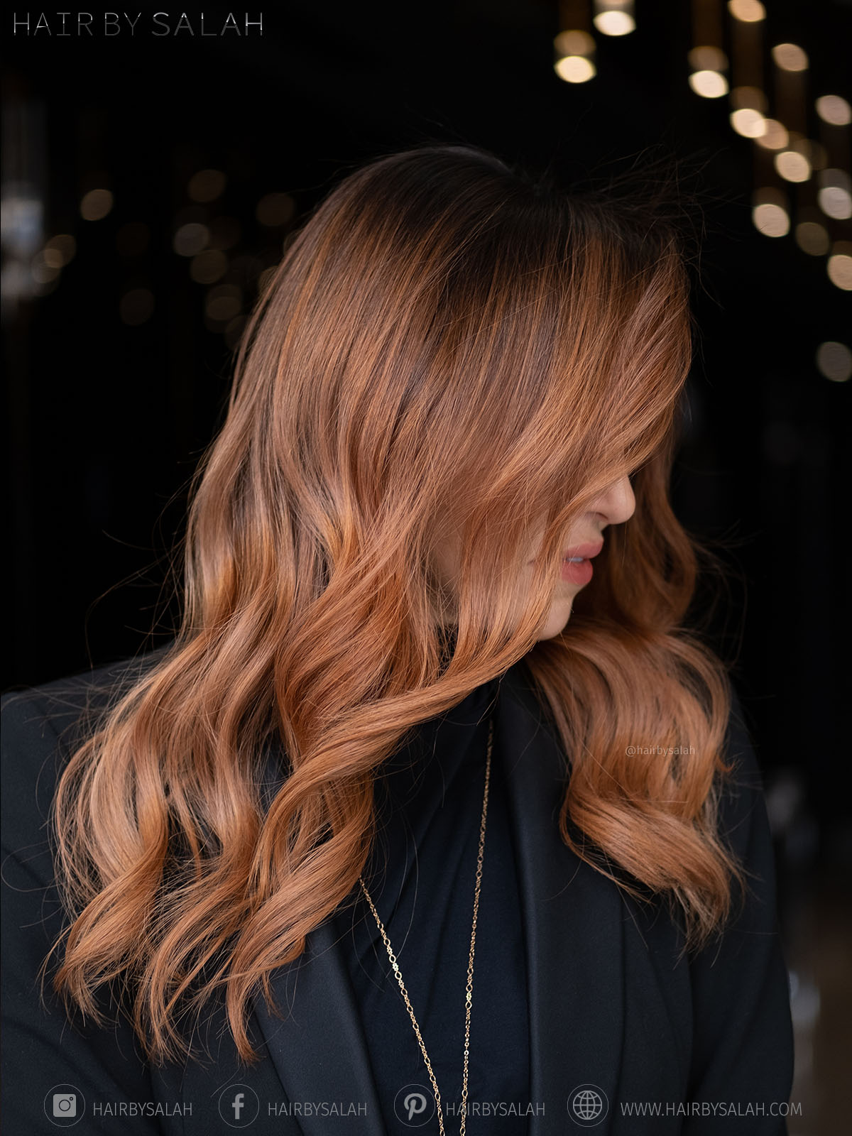 Shade Blend Hair Service from Hair by Salah and Hair Creators Color Team