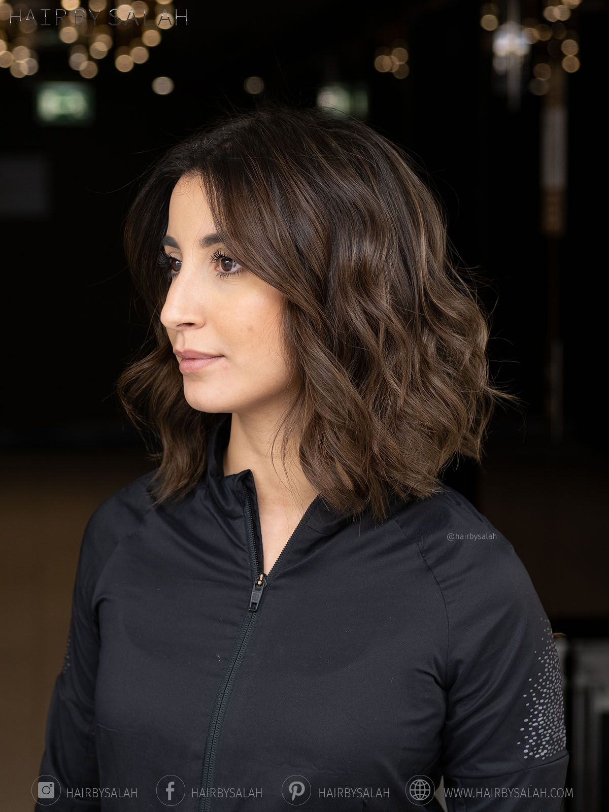 Shade Blend Hair Service from Hair By Salah and Hair Creator Color Team