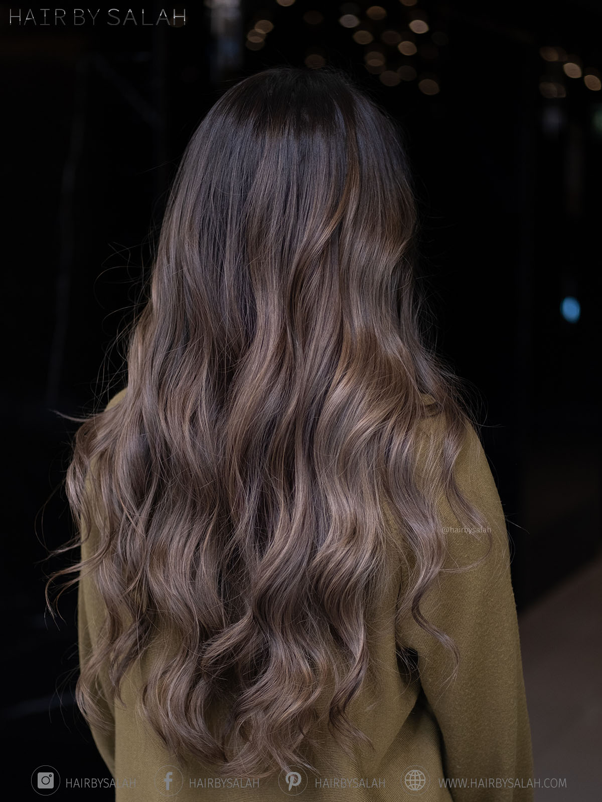 Shade Blend Hair Service from Hair By Salah and Hair Creators Colors Team