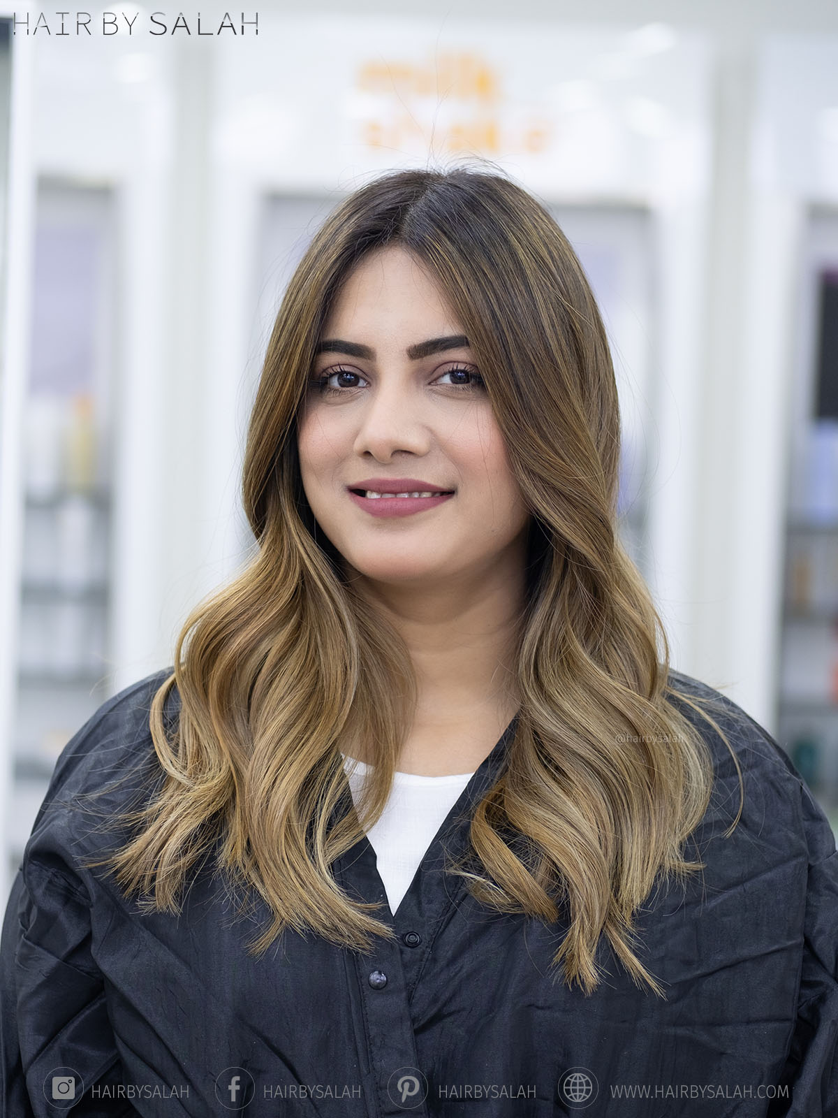 Hair Service from Hair By Salah and Hair Creators Colors Team