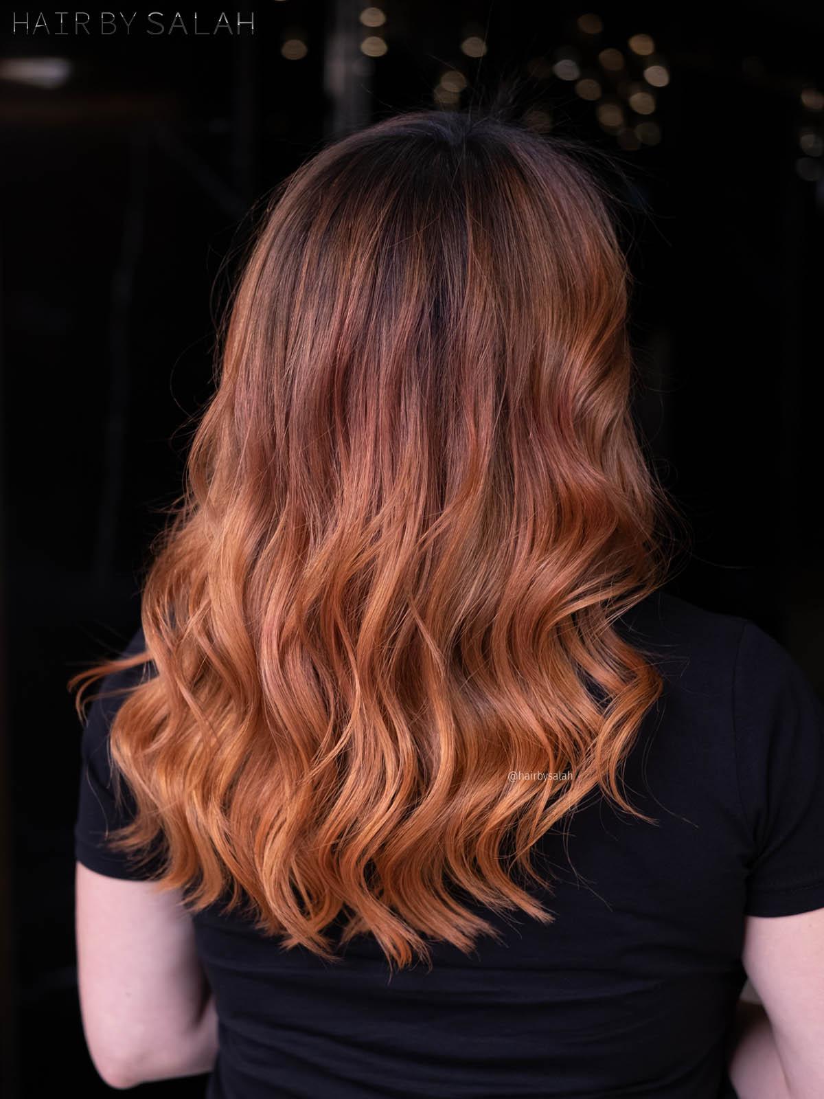 Copper Hair Inspiration