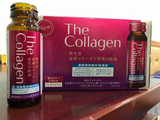 Shiseido Collagen Enriched dạng nước