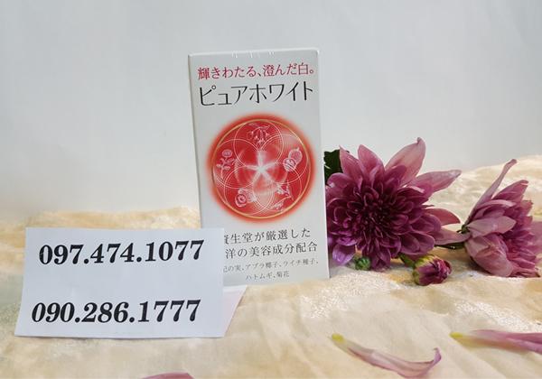 Collagen Pure White dạng viên