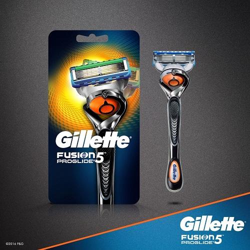 Dao cạo râu Gillette 5 lưỡi của Nhật Bản