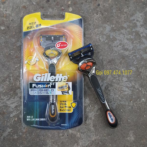 lưỡi cạo râu Gillette 5