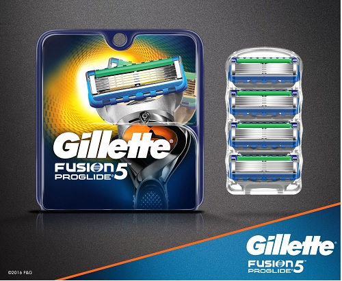 Gillette 5 lưỡi