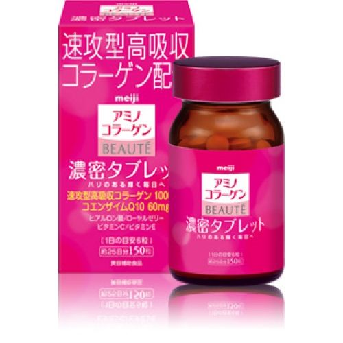 Collagen meiji dạng viên - hộp 150 viên