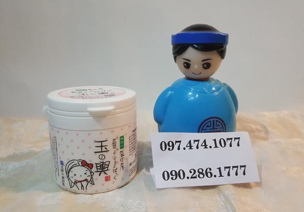 Mặt nạ đậu hủ Nhật Bản Tofu Moritaya