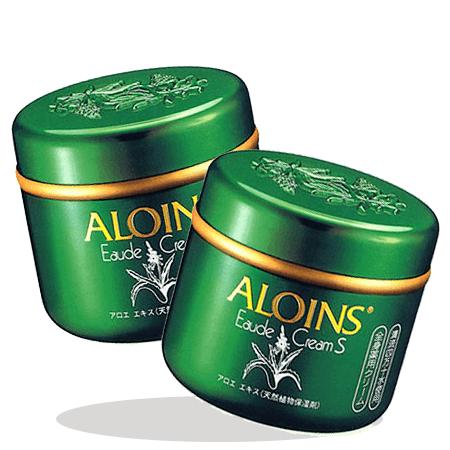 Kem dưỡng trắng da toàn thân Aloins