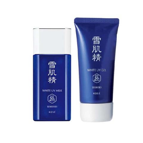 Kem chống nắng Kose White UV Milk Sekkisei Sun Protect
