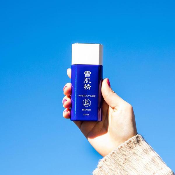 Kem chống nắng Kose White UV Milk
