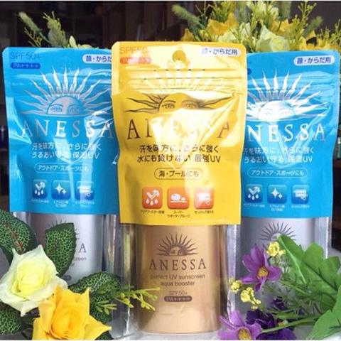 Kem chống nắng Anessa của Shiseido Nhật Bản