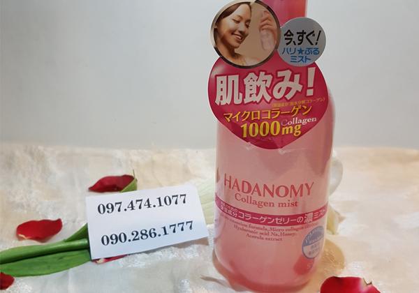 Nước hoa hồng Collagen