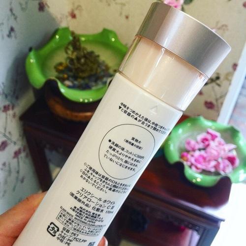 Nước hoa hồng Shiseido Elixir White