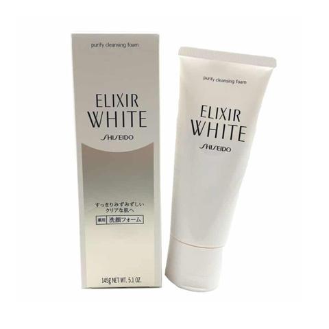 Sữa rửa mặt Elixir White của Shiseido