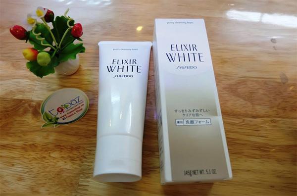 Sữa rửa mặt Elixir